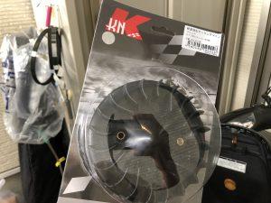 スーパーディオ ライブディオ ライブDIO スーパーDIO ZX AF27 AF34 AF35 軽量 強化 クーリング ファン ケイエヌ企画(KN Kikaku)