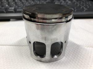 ライブディオAF34改 ZX 未知数メーカ不明68cc
