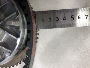 キタコ(KITACO) ケブラードライブベルト ライブDIO-ZX 465-1077300