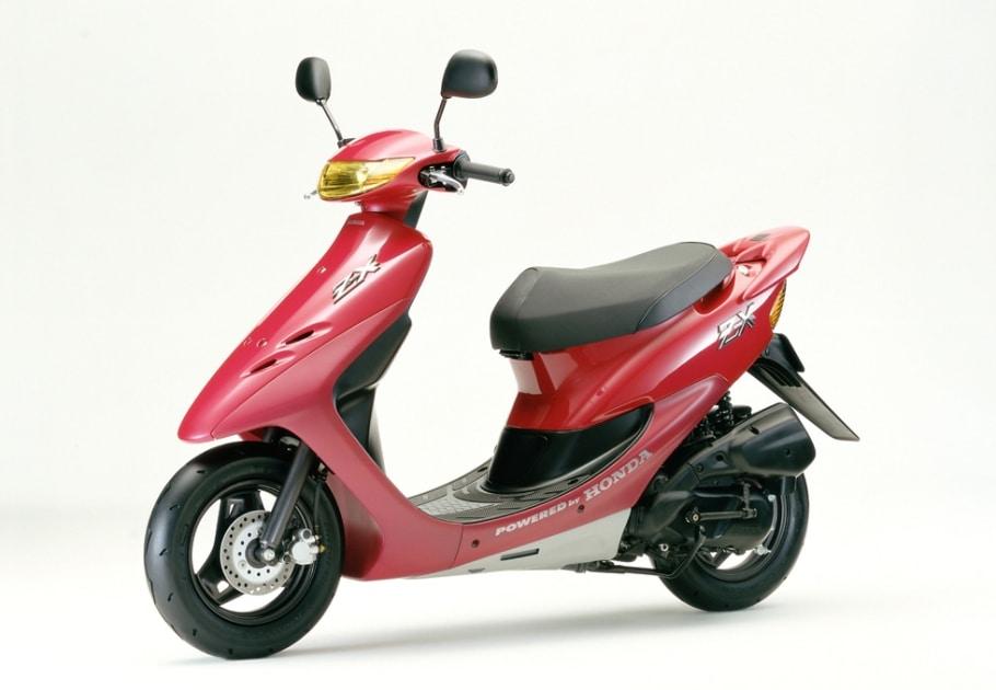 画期的なセンタースタンド・ロック機構を採用した新型メットインスクーター「ホンダDio」3タイプを発売
